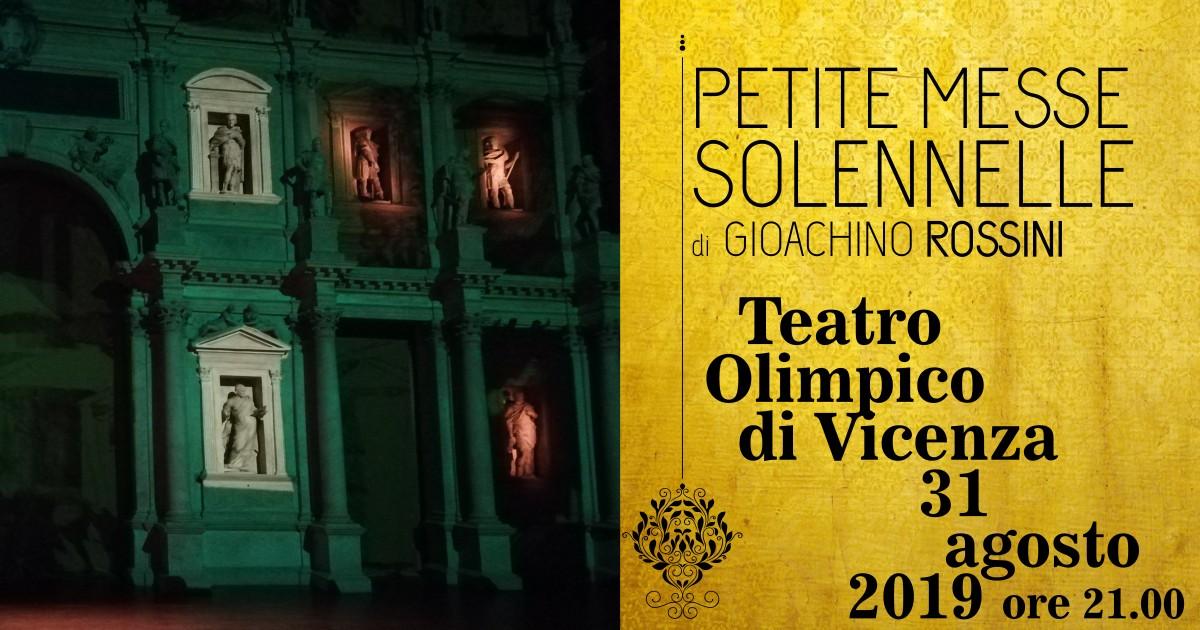 Petite Messe Solennelle di G. Rossini