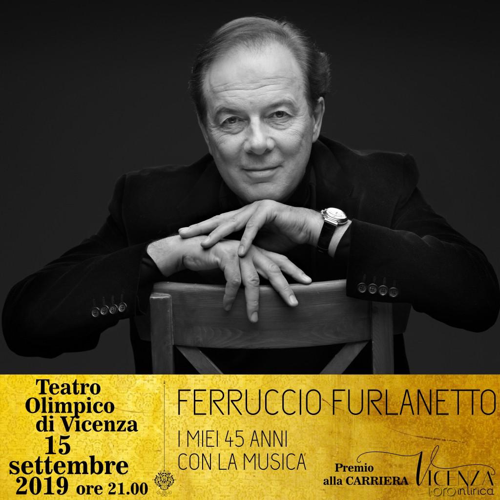 Recital di Ferruccio Furlanetto